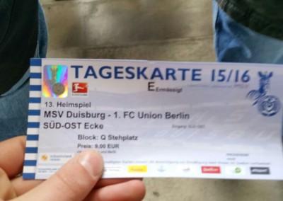 12.03.2016 Duisburg