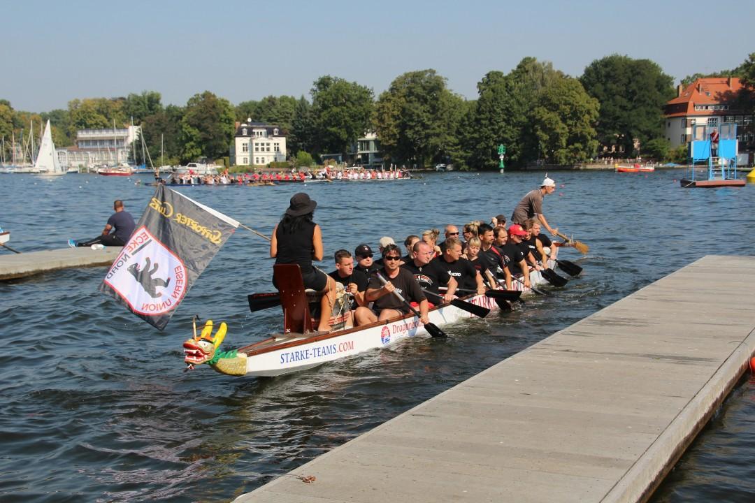 11.09.2016 Drachenboot- Cup